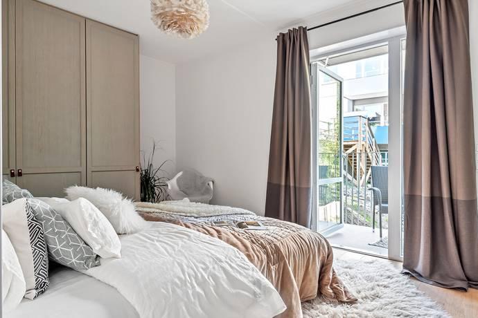 Bild: 2 rum bostadsrätt på Snörmakarvägen 35A, Stockholms kommun Bromma/Brommaplan