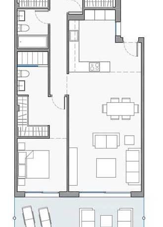 Bild: 4 rum bostadsrätt på Lägenhet i Cancelada, Alacant, Spanien Cancelada