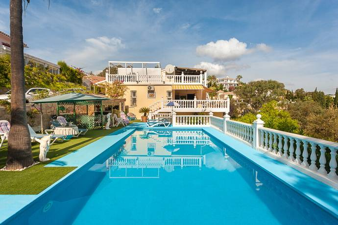 Bild: 4 rum villa på HOT-V5344-SSC, Spanien Mijas Costa
