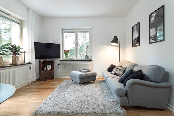 Bild: 2 rum bostadsrätt på Slätbaksvägen 8, 2tr, Stockholms kommun Årsta