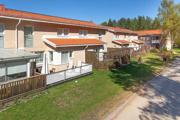 Bild: 4 rum radhus på Mjölkvägen 55, Umeå kommun Östra Ersboda