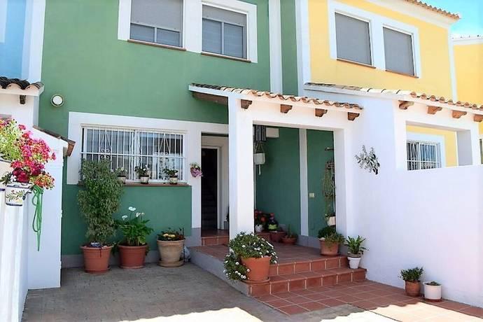 Bild: 4 rum radhus på Trevligt radhus i genuina Villajoyosa, Spanien Villajoyosa, Alicante, Costa Blanca