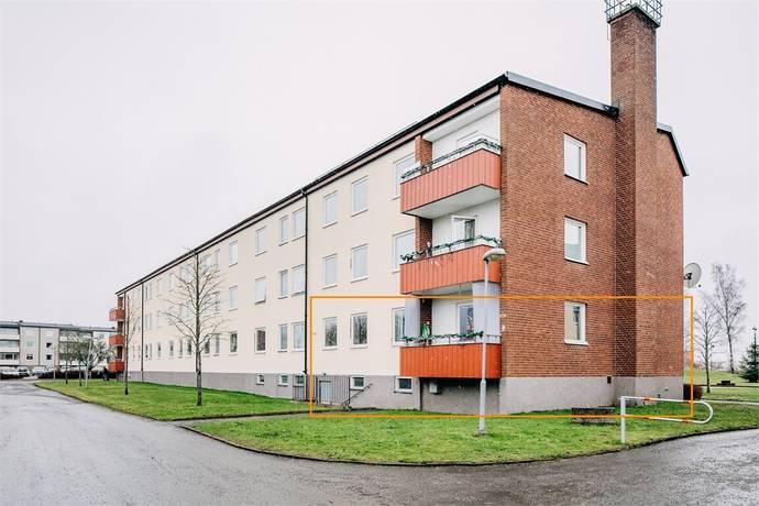 Bild: 4 rum bostadsrätt på Valhallagatan 19 C, Skara kommun Skara