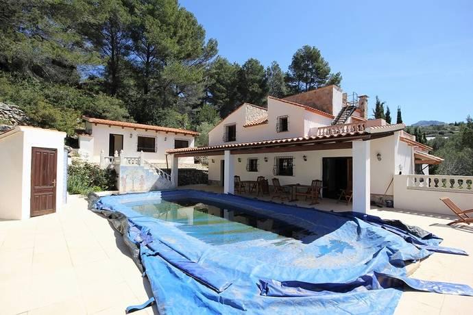 Bild: 5 rum villa på Stor villa i bergen med mycket mark, Spanien COSTA BLANCA - TARBENA