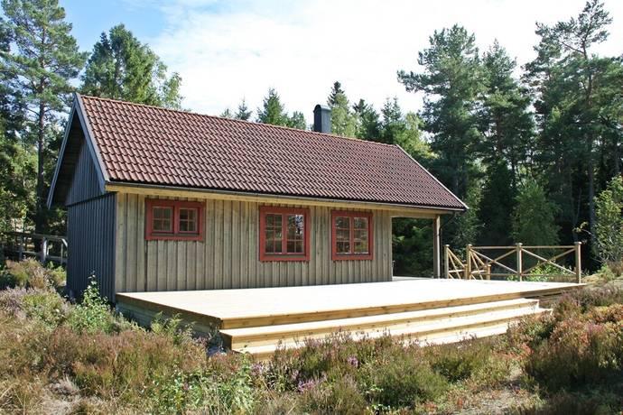 Bild: 2 rum fritidshus på Fiversättraön 97, Haninge kommun Dalarö - Fiversätraön