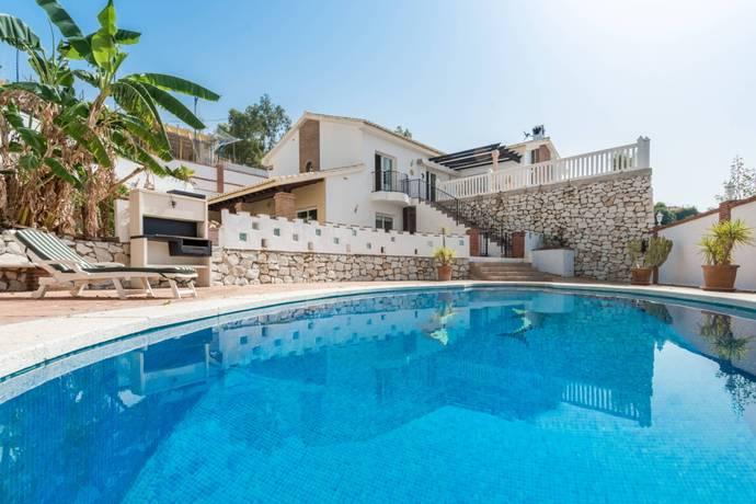 Bild: 4 rum villa på Costa del Sol,  Benalmádena, Spanien