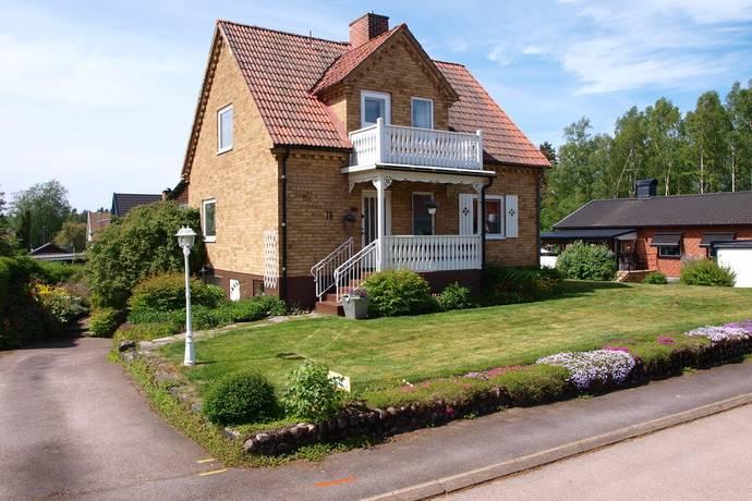 Bild: 4 rum villa på Garagegatan 15, Degerfors kommun Agen