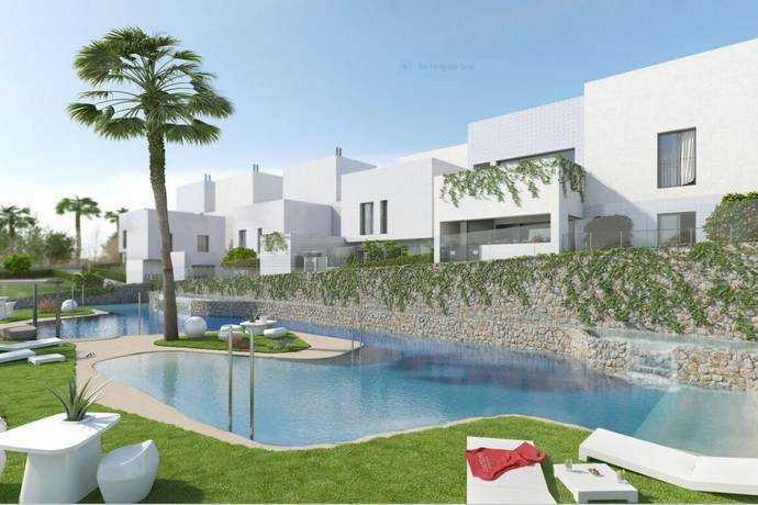 Bild: 3 rum villa på Villa i San Miguel de Salinas, Alicante (Costa Blanca), Spanien