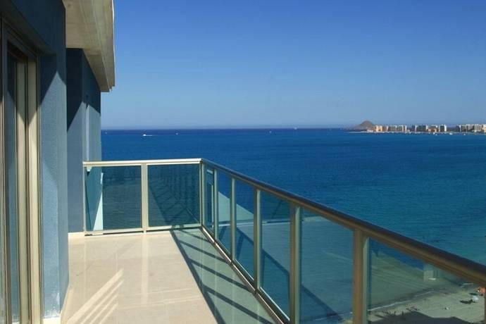 Bild: 77 m² villa på Lageheter i forsta linje till havet La Manga, Spanien La Manga - Costa Calida