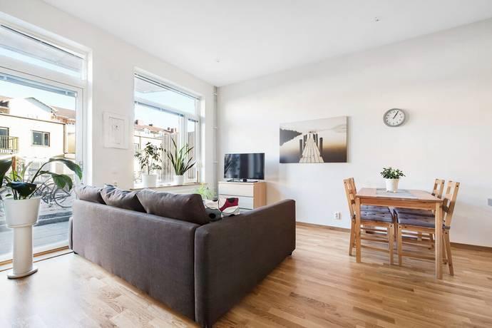 Bild: 1 rum bostadsrätt på Södra Kungsgatan 55 B, Gävle kommun Söder