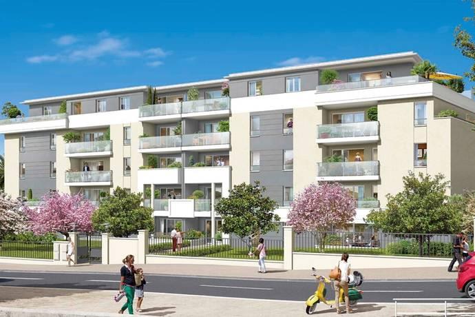 Bild: bostadsrätt på Le Cannet, Frankrike Cannes