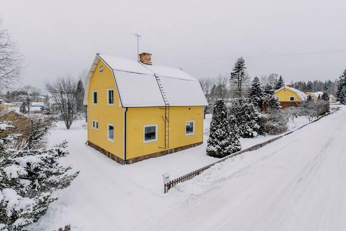 Bild: 5 rum villa på Västra Villagatan 54, Hofors kommun Centrala Hofors