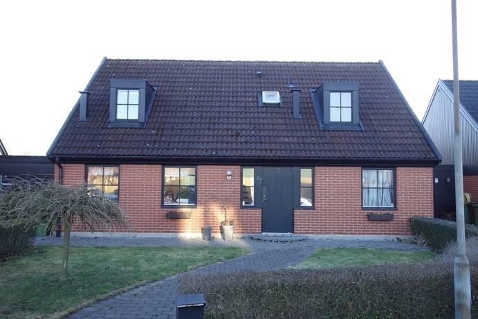 Bild: 6 rum villa på Kråkbärsgatan 27, Malmö kommun Ulricedal