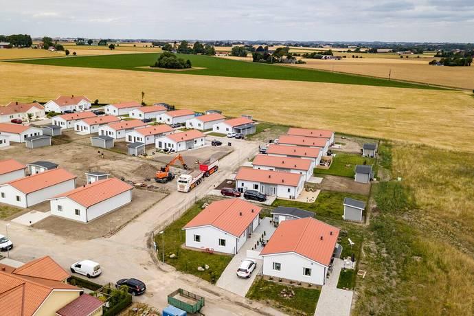 Bild: 3 rum bostadsrätt på Sunnanvindsvägen 20, Skurups kommun Abbekås