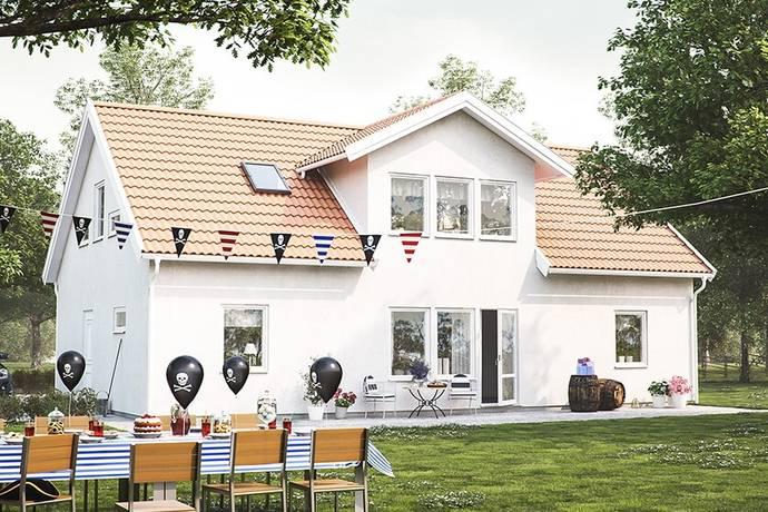 Bild: 6 rum villa på Lövhammarsvägen 38A, Stenungsunds kommun