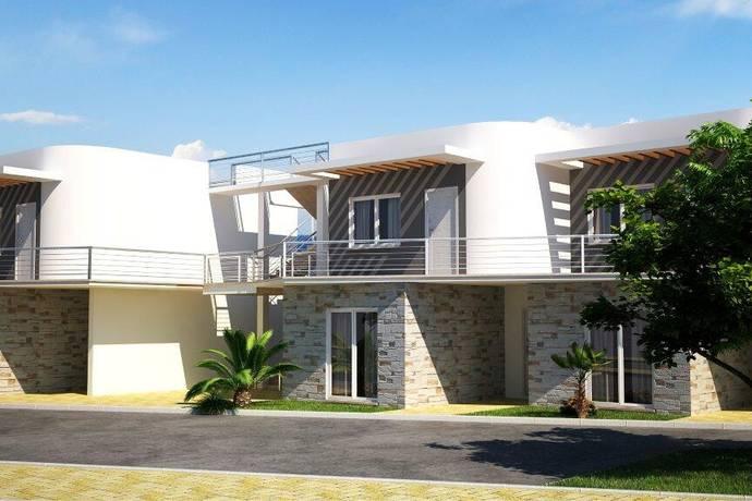 Bild: 2 rum bostadsrätt på Caesar Beach, 1 sovrum penthouse, Cypern Bogaz