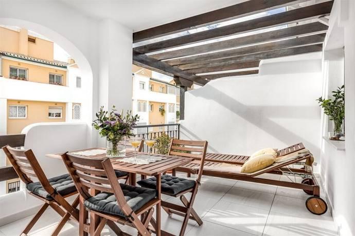 Bild: 3 rum bostadsrätt på Benalmadena costa-Nyrenoverad pärla med terrass och havsutsikt, Spanien Benalmadena Costa