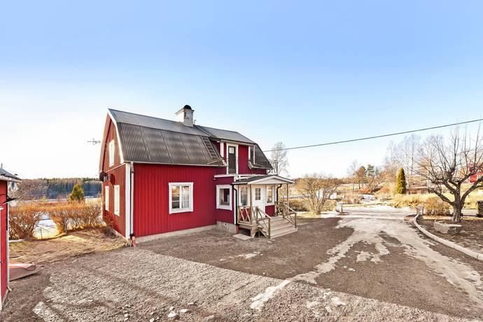 Bild: 4 rum villa på Totravägen 55, Gävle kommun BERGBY