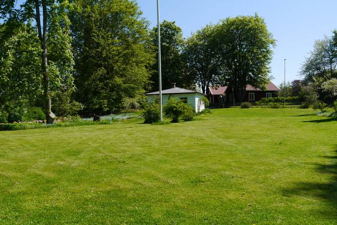 Bild: tomt på Skärv Stenåsen, Skara kommun Valle härad