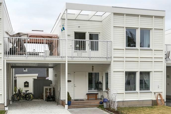 Bild: 5 rum radhus på Morängatan 40B, Knivsta kommun Alsike