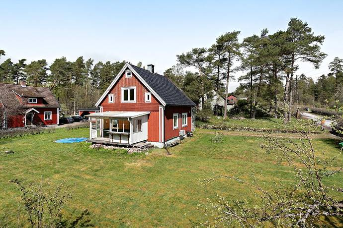 Bild: 5 rum villa på Hallandsgatan 5, Hylte kommun