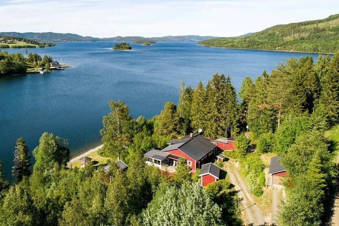 Bild: 5 rum fritidshus på Ramstaviken 601, Kramfors kommun Höga Kusten