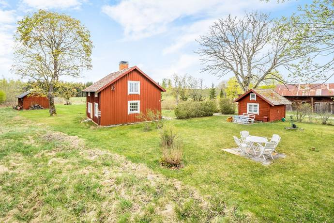 Bild: 3 rum fritidshus på Lund Grantorp, Vingåkers kommun
