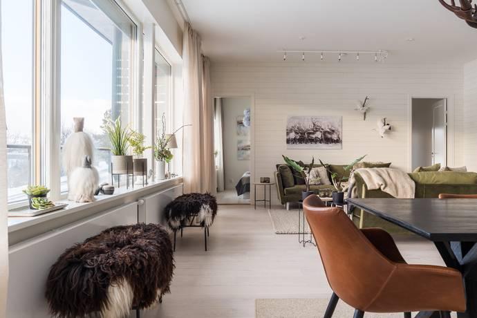 Bild: 6 rum bostadsrätt på Årevägen 138 lgh 5, Åre kommun Åre By
