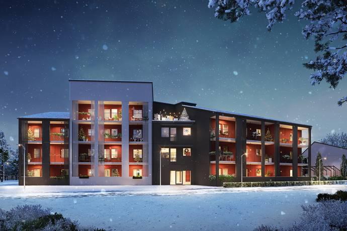 Bild: 1 rum bostadsrätt på Fresta Berså, Upplands Väsby kommun Fresta