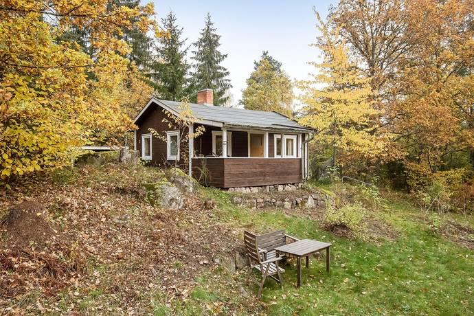Bild: 2 rum fritidshus på Sågvägen 47, Linköpings kommun Bestorp Sågarholmen