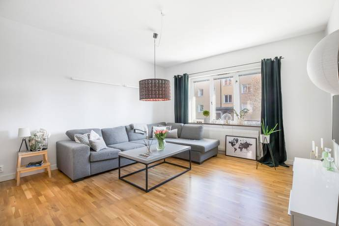 Bild: 2 rum bostadsrätt på Marielundsgatan 20, Eskilstuna kommun Västermalm/Centralt