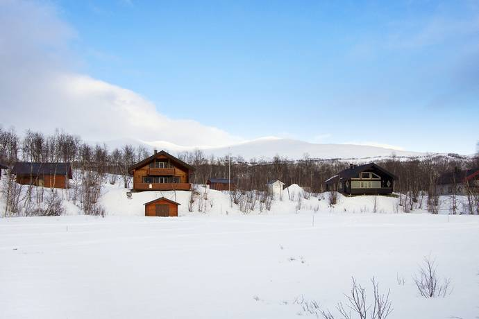 Bild: 6 rum villa på Hemavan, Pikebacken 360, Storumans kommun Hemavan / Pikebacken
