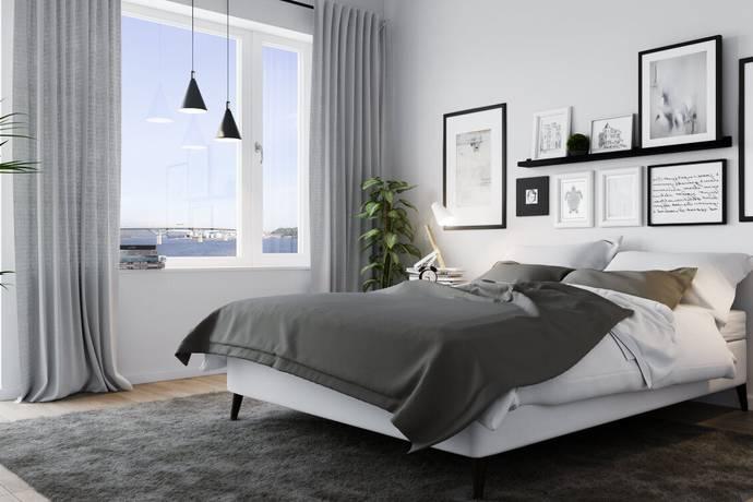 Bild: 3 rum bostadsrätt på Jaktgatan 7, Sundsvalls kommun Norra Kajen