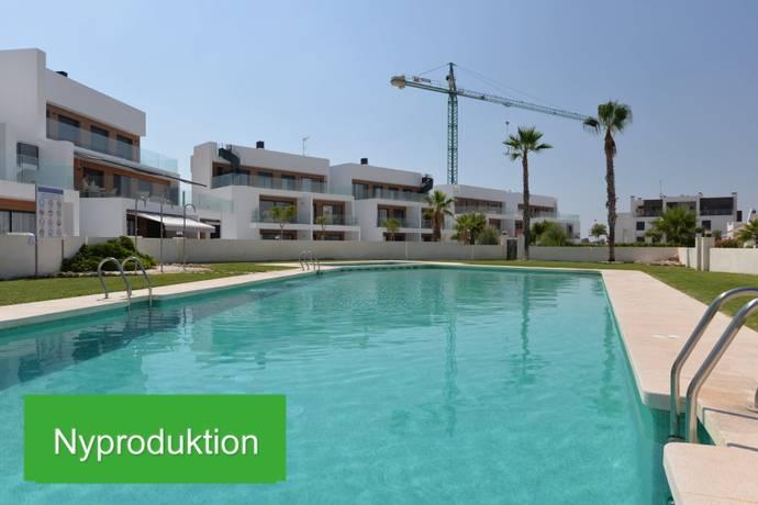 Bild: 3 rum bostadsrätt på Nybyggd lägenhet m poolutsikt, Villamartin, Spanien Oriuela Costa / Costa Blanca