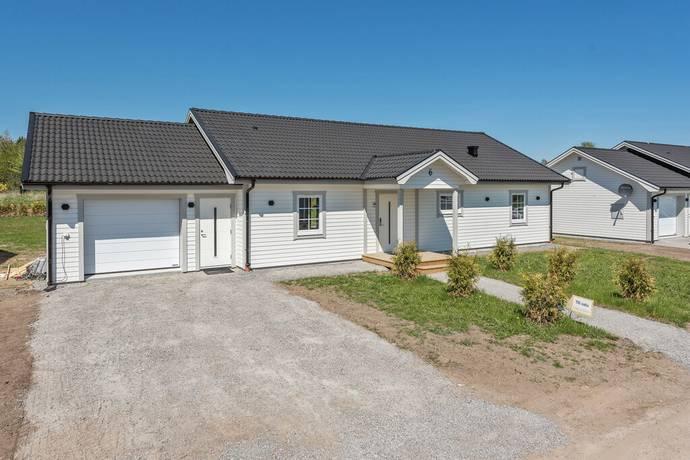 Bild: 4 rum villa på Svanvägen 6, Norrtälje kommun Älmsta