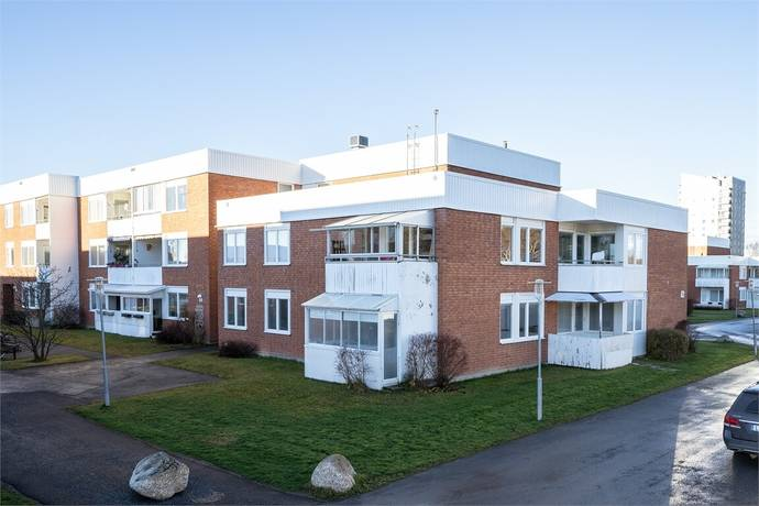 Bild: 2 rum bostadsrätt på Krondikesvägen 76 A, Östersunds kommun Marielund