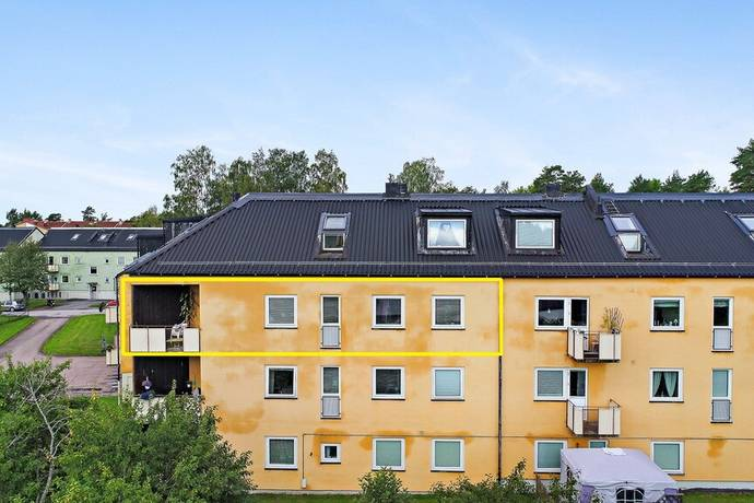 Bild: 4 rum bostadsrätt på Grindhöjdsvägen 6C, Åmåls kommun Söder