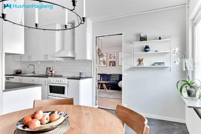 Bild: 3 rum bostadsrätt på Östra Brinkvägen 41, Umeå kommun Väst På Stan