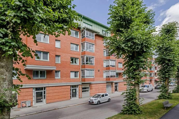 Bild: 2 rum bostadsrätt på Staveredsgatan 14A, Trollhättans kommun Centralt