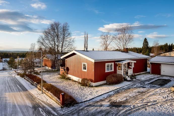 Bild: 7 rum villa på Vråkvägen 20, Östersunds kommun Odensala