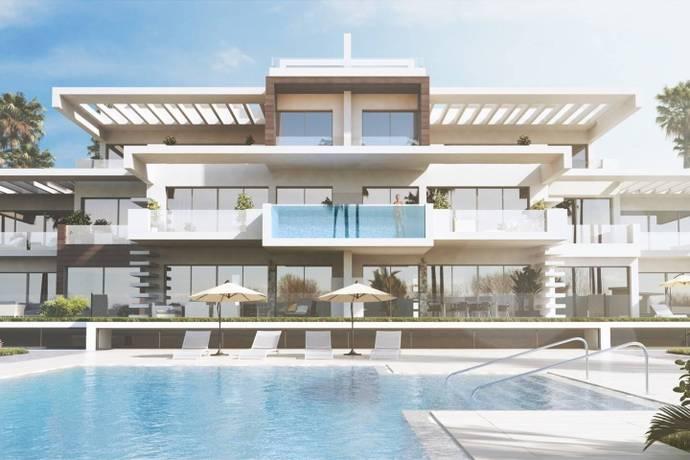 Bild: 3 rum bostadsrätt på Costa del Sol, Marbella, Spanien