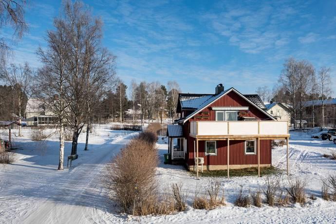 Bild: 4 rum villa på Motorpsvägen 2, Krokoms kommun Trångsviken