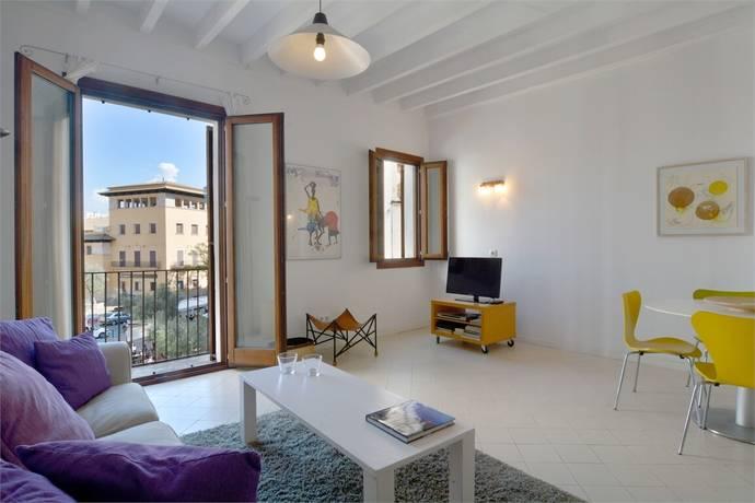 Bild: 3 rum bostadsrätt på Ljus och välplanerad lägenhet, Spanien Palma   Mallorca