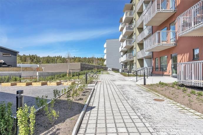 Bild: 4 rum bostadsrätt på Hägerneholmsvägen 8B, Täby kommun Hägerneholm, Arninge-Ullna