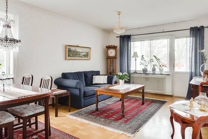 Bild: 3 rum bostadsrätt på Vasagatan 6, Hjo kommun Centrum