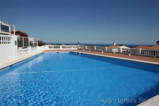 Bild: 3 rum radhus på NERJA, Spanien Costa del Sol