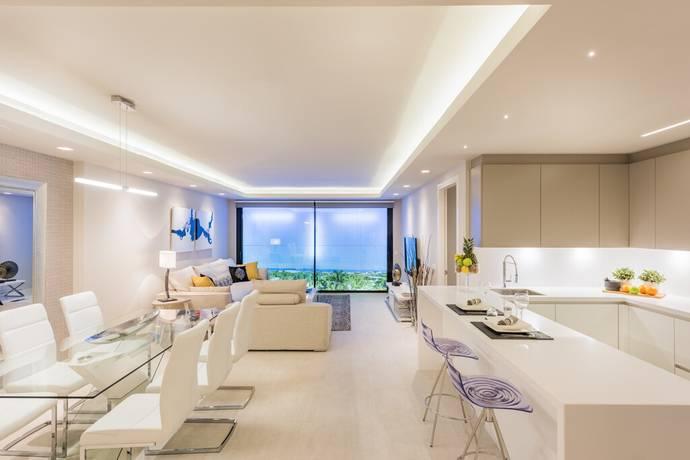 Bild: 3 rum bostadsrätt på Stora Ytor - Havsutsikt, Spanien Lyxig 3:a