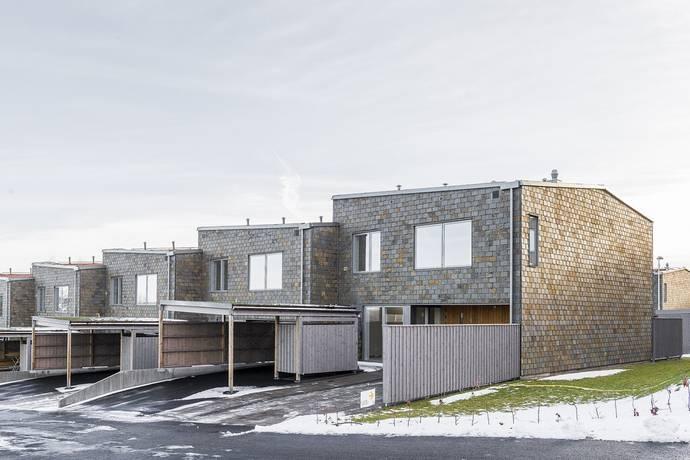 Bild: 5 rum radhus på Vilhelmsrogatan 10, Jönköpings kommun Strandängen