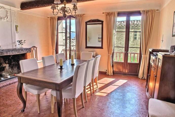 Bild: 5 rum fritidshus på Carros, Frankrike Franska Rivieran