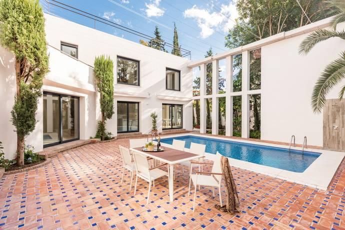 Bild: 5 rum villa på Underbar Villa, Spanien Renoverad Medelhavs Villa